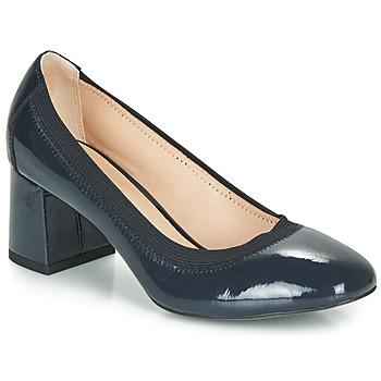 Shoes Women Heels André LAYA Marine