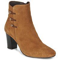 Shoes Women Ankle boots André MAJESTEE Camel