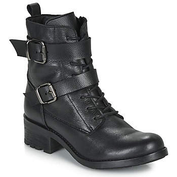 Shoes Women Mid boots André NIMA Black