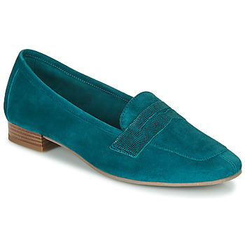 Shoes Women Loafers André NAMOURS Blue