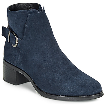 Shoes Women Ankle boots André MIRLITON Marine