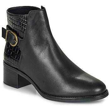 Shoes Women Ankle boots André MIRLITON Black