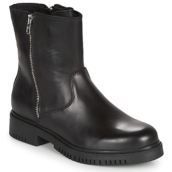 Shoes Women Mid boots André NICCOLO Black