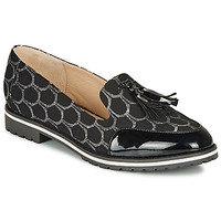 Shoes Women Loafers André EMOTION Silver