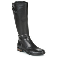Shoes Women High boots André MAPEL Black