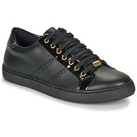 Shoes Women Low top trainers André BERKELEY Black
