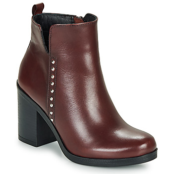 Shoes Women Ankle boots André NOURA Bordeaux