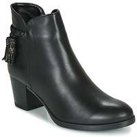 Shoes Women Mid boots André MARYLOU Black