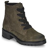 Shoes Women Mid boots André ELISE Kaki