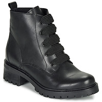 Shoes Women Mid boots André ELISE Black