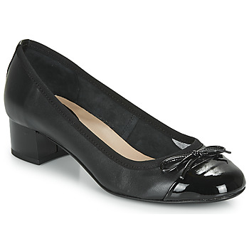 Shoes Women Heels André POEMINE Black