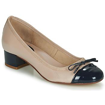 Shoes Women Heels André POEMINE Beige