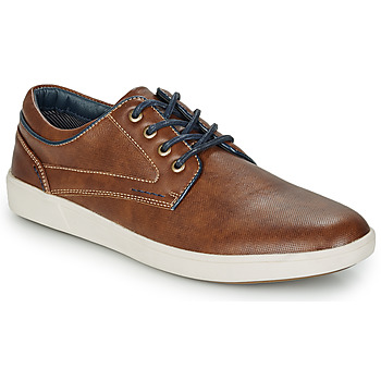 Shoes Men Derby Shoes André CHAINE Camel