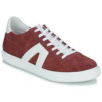 Shoes Men Low top trainers André GILOT Bordeaux