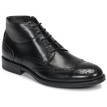 Shoes Men Mid boots André LORMAND Black