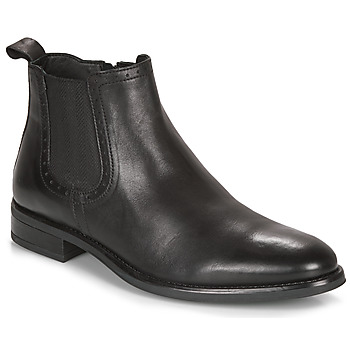 Shoes Men Mid boots André NORLAND Black