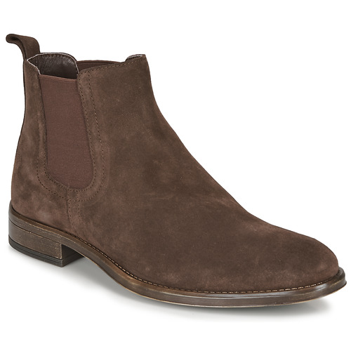 Shoes Men Mid boots André NORLAND 2 Brown