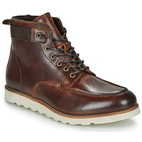 Shoes Men Mid boots André MARDON Brown