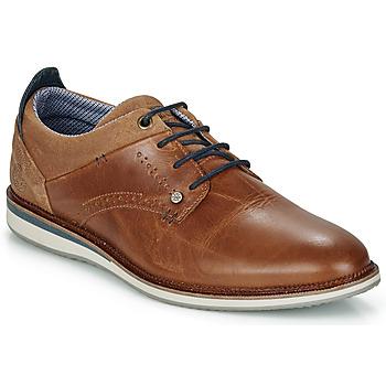 Shoes Men Derby Shoes André ROADMAP Cognac