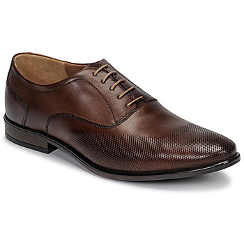 Shoes Men Brogues André PERFORD Brown