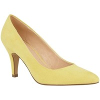 Shoes Women Heels Lotus Holly Womens Court Shoes yellow