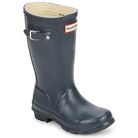 Shoes Children Wellington boots Hunter ORIGINAL KIDS Navy