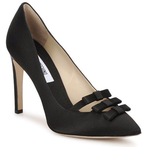 Shoes Women Heels Moschino MA1012 Black
