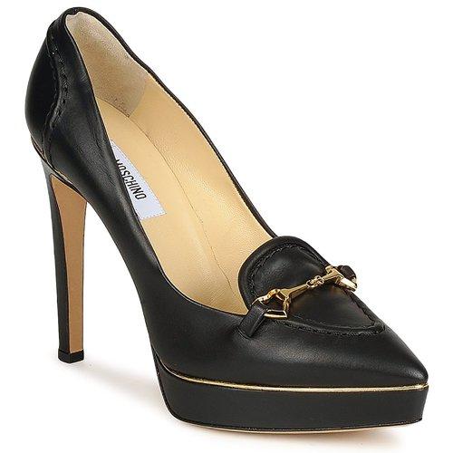 Shoes Women Heels Moschino MA1003 Black