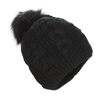 Clothes accessories Women Hats / Beanies / Bobble hats André ALPES Black