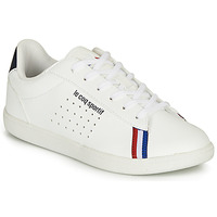Shoes Boy Low top trainers Le Coq Sportif COURTSTAR GS SPORT BBR White