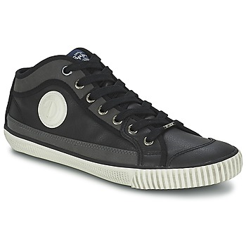 Shoes Men Hi top trainers Pepe jeans PIMLICO Black