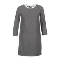 Clothing Women Short Dresses Betty London LABAMA Grey