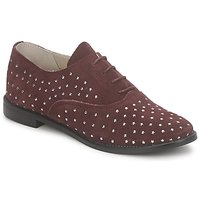 Shoes Women Brogues Meline DERMION BIS BORDEAUX