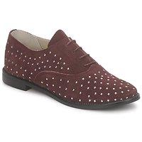 Shoes Women Brogues Meline DERMION BIS Bordeaux