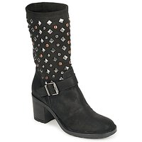Shoes Women High boots Meline DOTRE Black