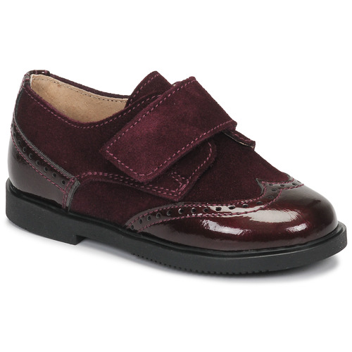 Shoes Girl Derby Shoes André JUNE Bordeaux