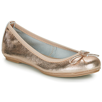 Shoes Girl Flat shoes André AVA Pink