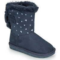 Shoes Girl Mid boots André ZAPALA Marine