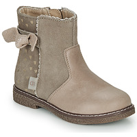 Shoes Girl Mid boots André MYA Beige
