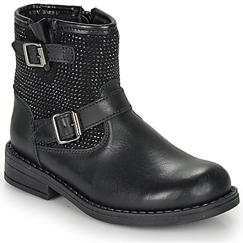 Shoes Girl Mid boots André CYDRINE Black