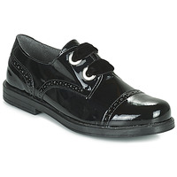 Shoes Girl Derby Shoes André ALANA Black