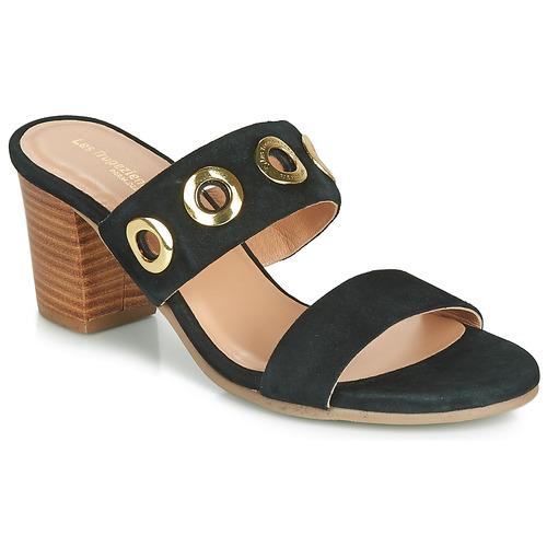 Shoes Women Sandals Les Tropéziennes par M Belarbi OPENCE Black