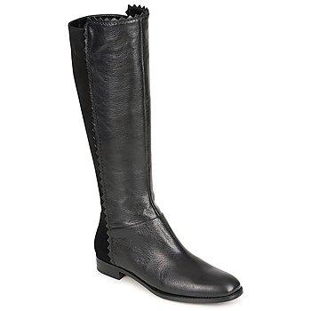 Shoes Women High boots Moschino Cheap & CHIC CA2612 Black