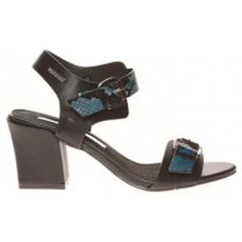 Shoes Women Sandals Cassis Côte d'Azur Sandales Avril Noir Black