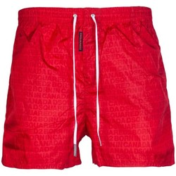 Clothing Men Trunks / Swim shorts Dsquared D7B642440_400red red