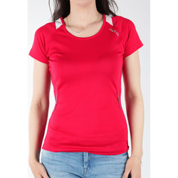 Clothing Women short-sleeved t-shirts Dare 2b T-shirt  Acquire T DWT080-48S pink