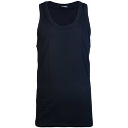 Clothing Men Tops / Sleeveless T-shirts Dsquared D9D202290_200black black