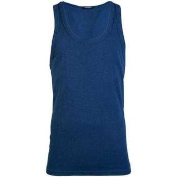 Clothing Men Tops / Sleeveless T-shirts Dsquared D9D202340_300navy blue
