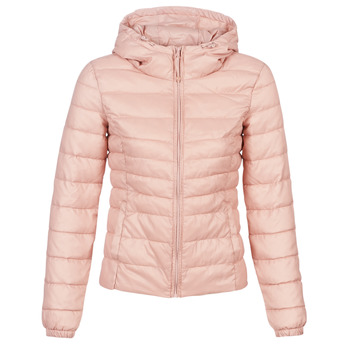 Clothing Women Duffel coats Only ONLTAHOE Pink
