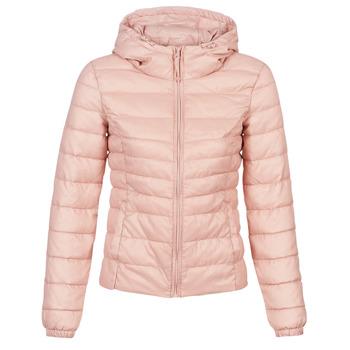 Clothing Women Duffel coats Only ONLTAHOE Pink